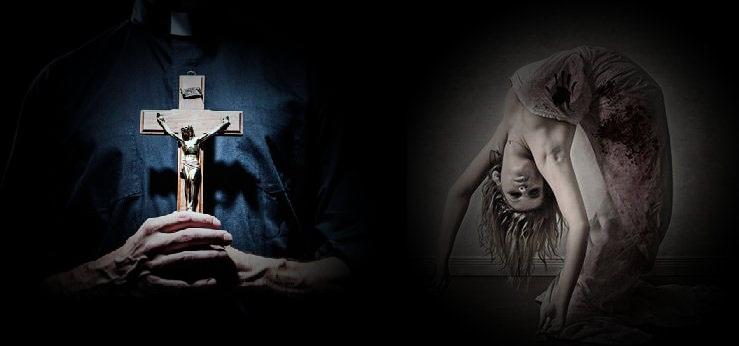 EXORCISMOS REALES, LUCHA ENTRE BIEN Y MAL