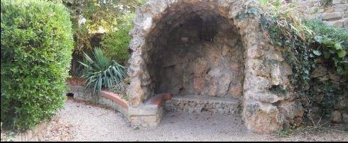 APENDICE I, La inscripción de la gruta de piedra