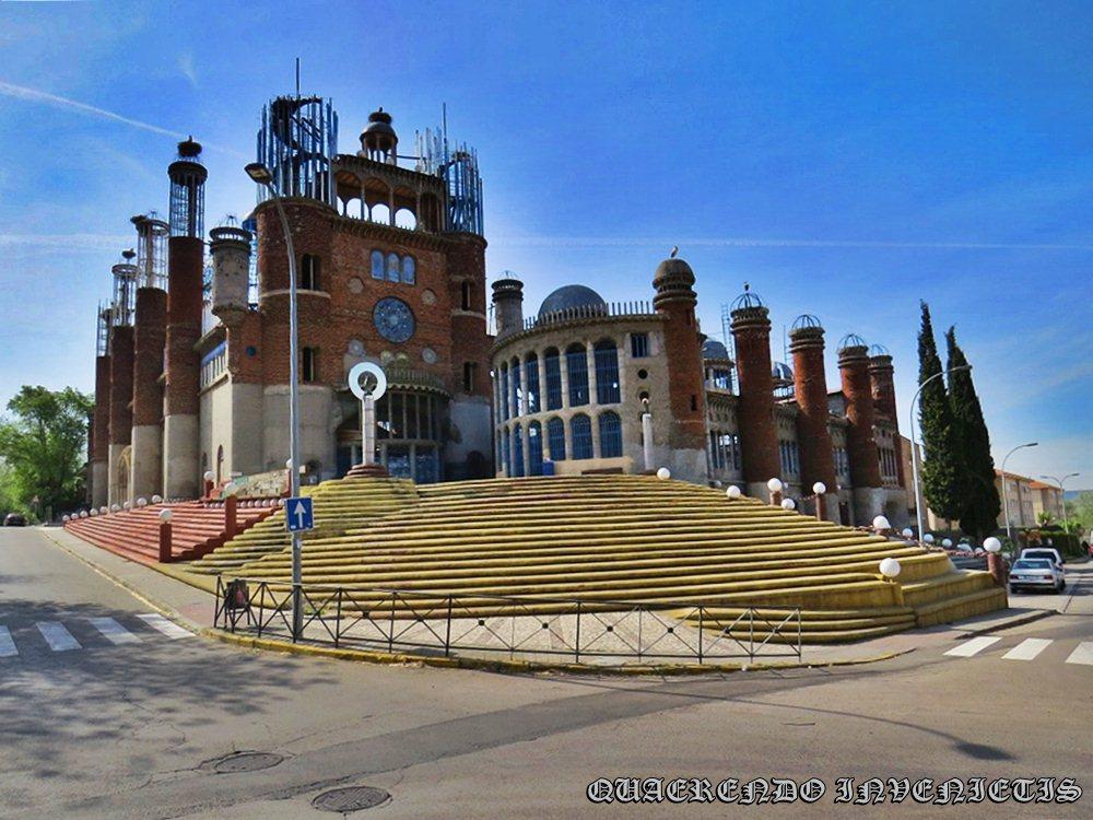 JUSTO GALLEGO, La Catedral de un sueño…