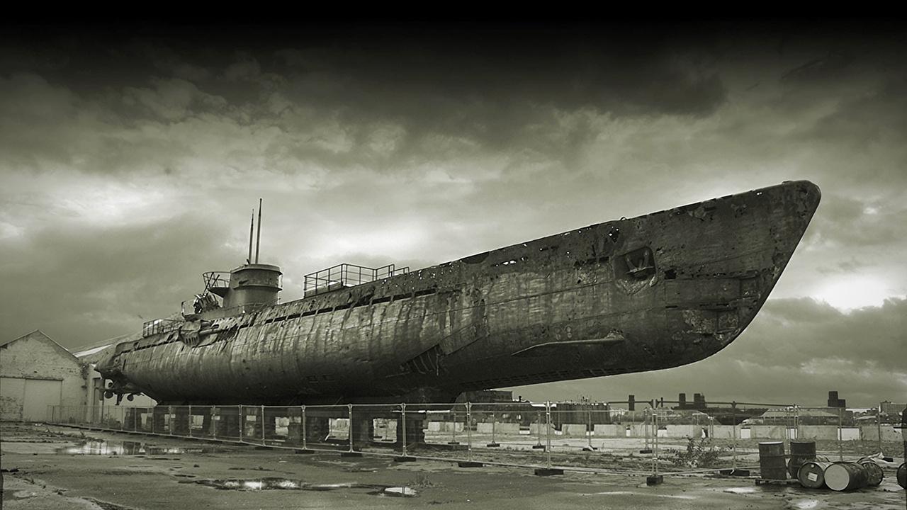 La maldición del submarino UB-65